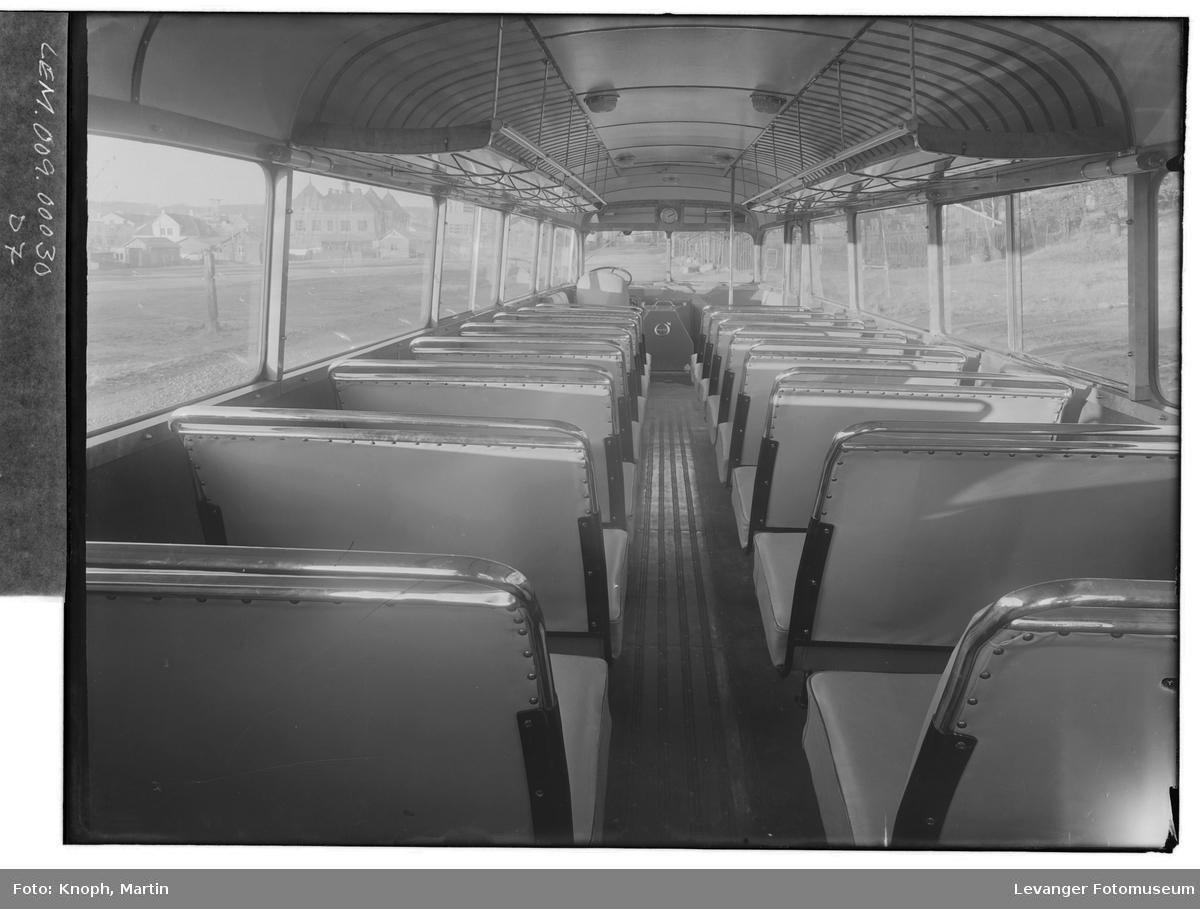 Interiør i buss II
