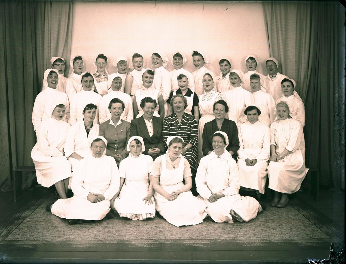 Gruppebilde - Husmorskolen