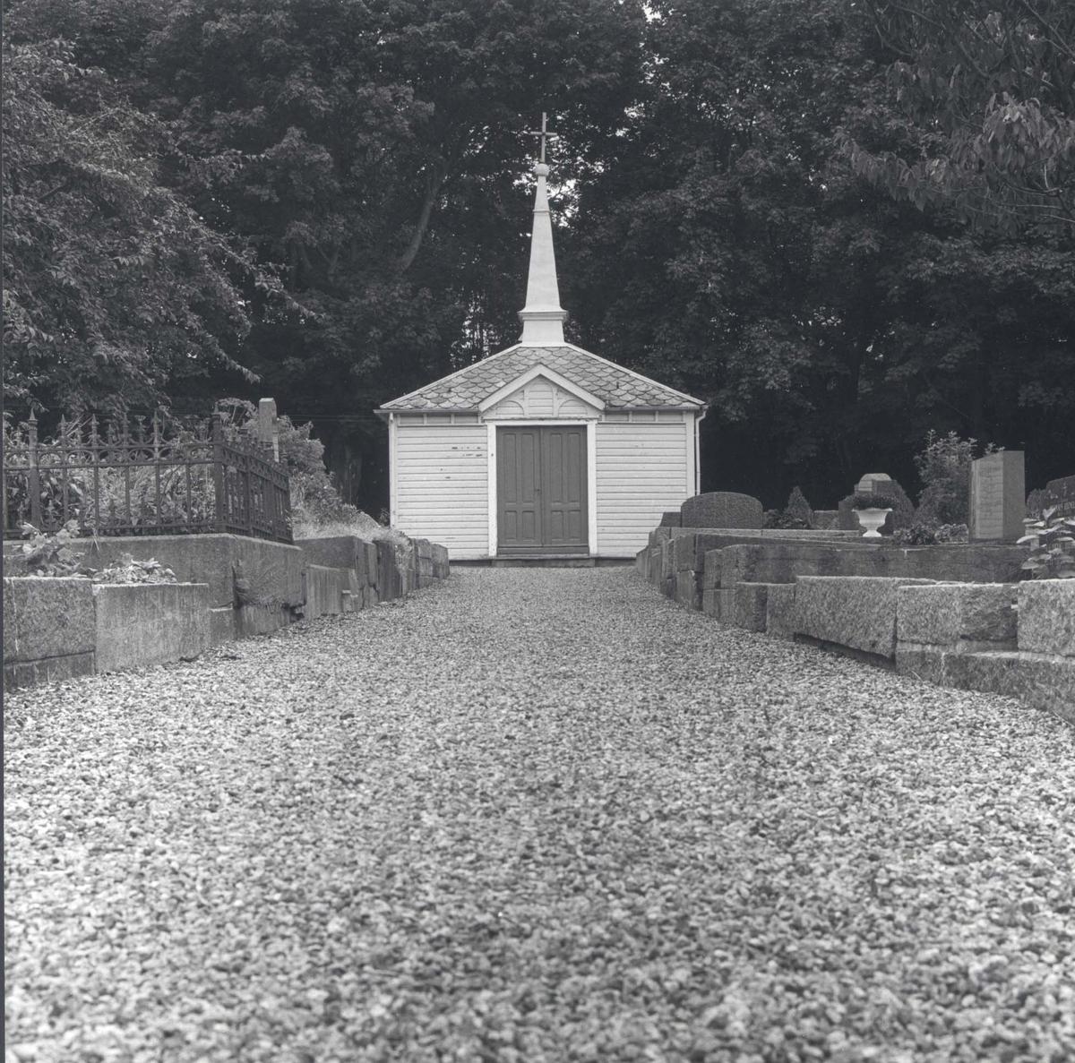 Eksteriør - På Kirkegården.