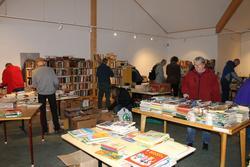 26.10.2014 var Bokdag på Berg-Kragerø Museum. Over 75 person