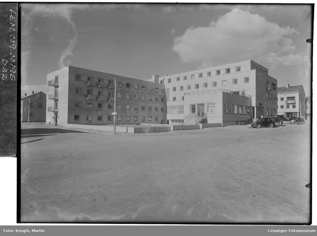 Grand Hotell, 1950  II