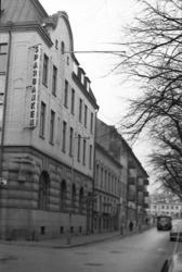 "Text till bilden:""N.a Hamngatan"". Album 1 bild 102."