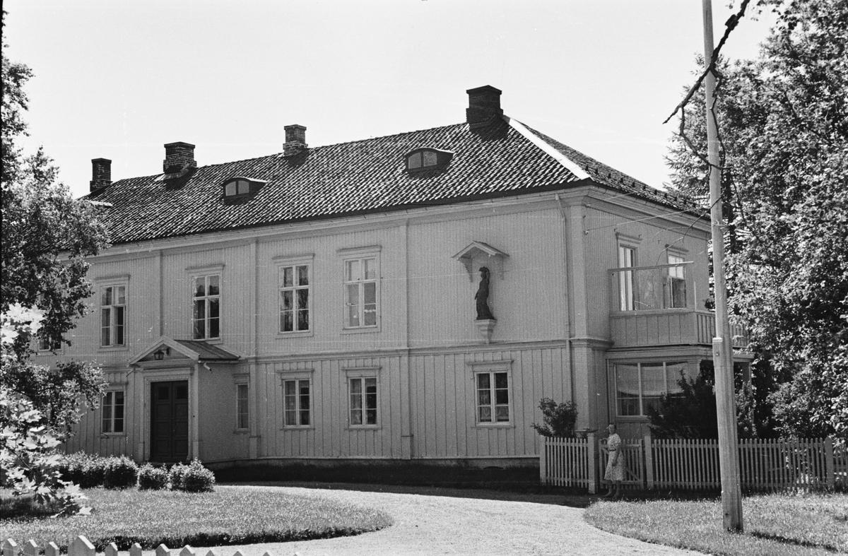 Elverum Sorenskrivergård.