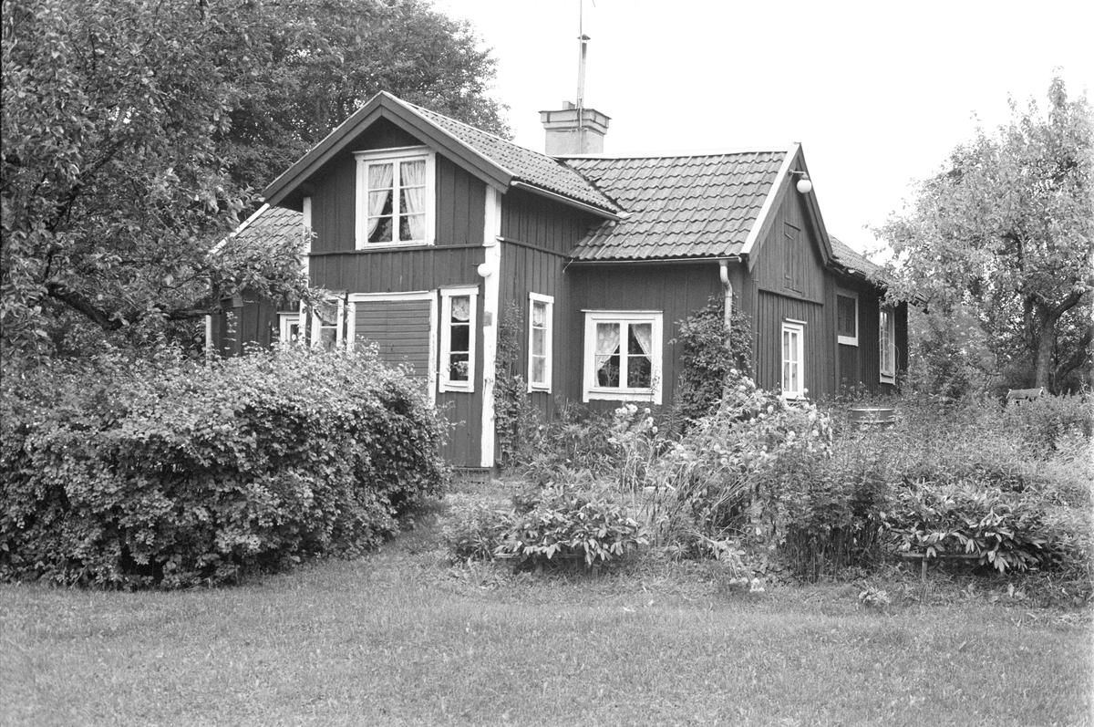 Bostadshus, Nybygget, Helgeby 1:5, Rasbokils socken, Uppland 1982
