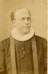 Nicolai Lauritz Fog, sogneprest