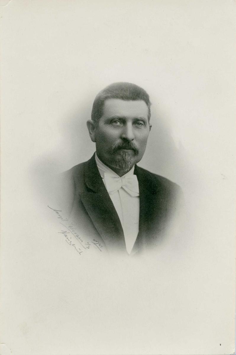 Portrett av E.H. Kongshavn