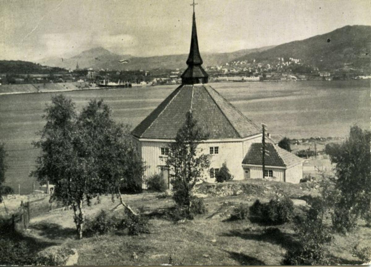 Narvik. Ankenes Kirke.