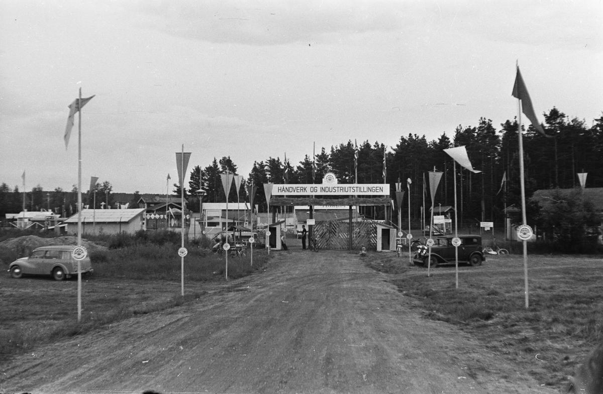 Håndverks- og industriutstillingen, Elverum.
