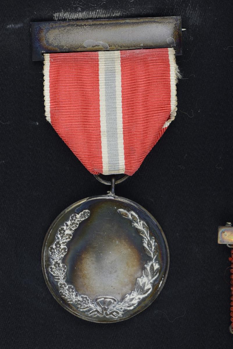 Medaljer, skøyteløp, Hamar Idrettslag.