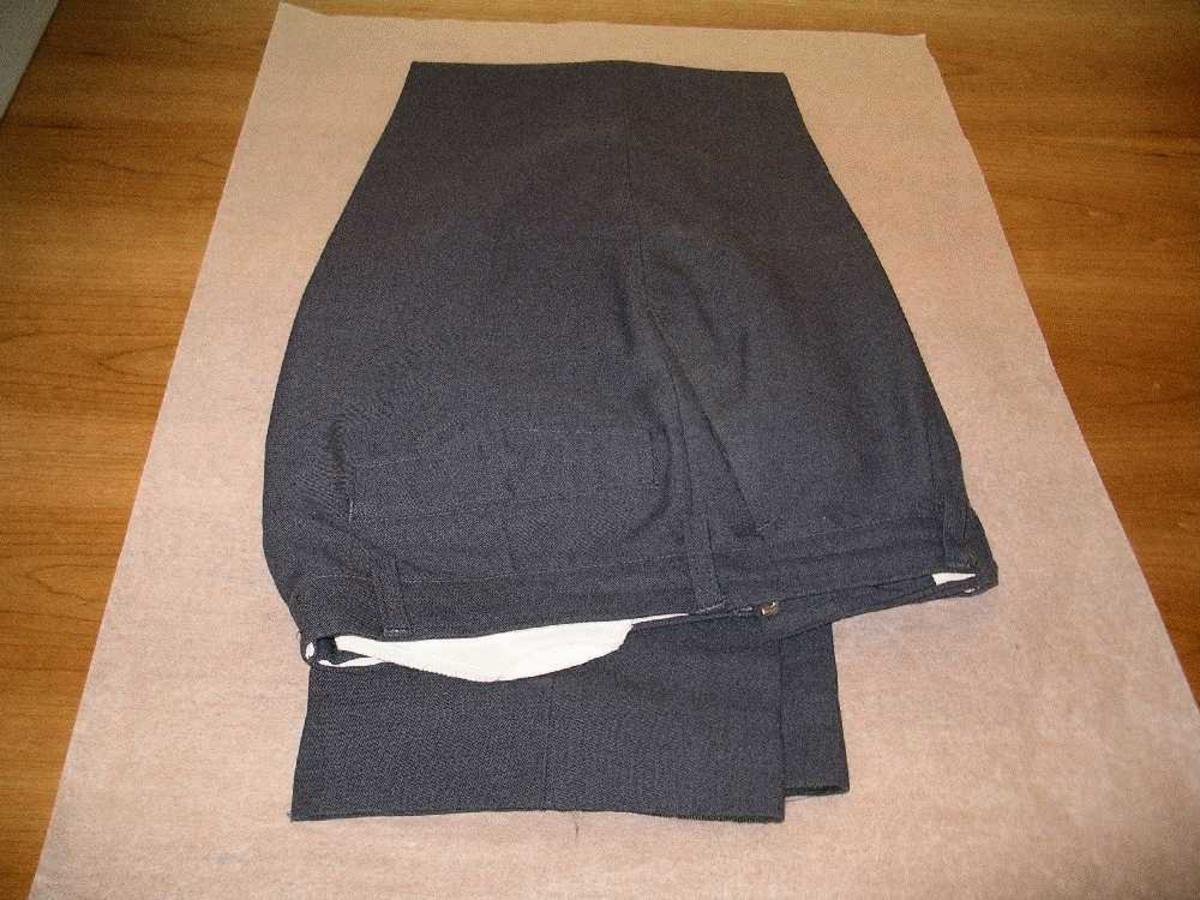 Luftforsvaret, Uniformsbukse