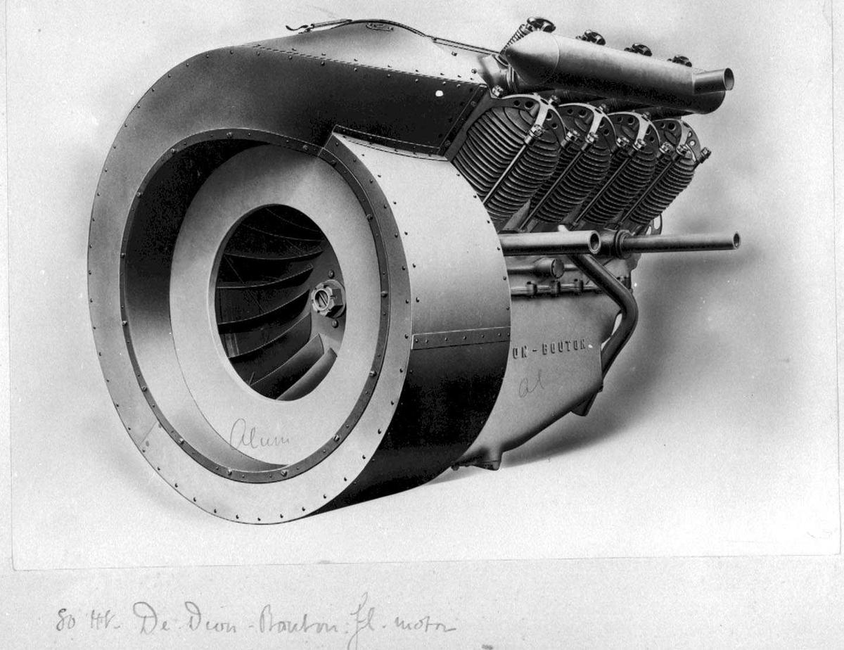 Flymotor