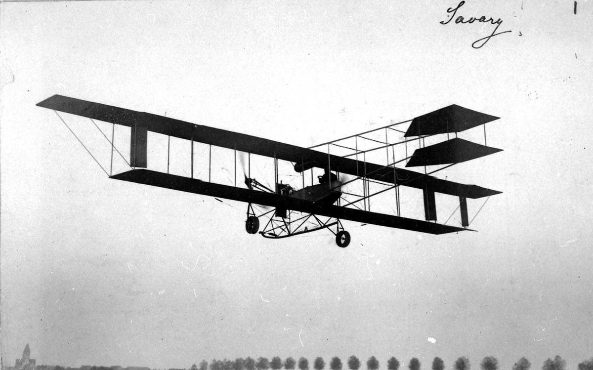 Ett fly i lufta