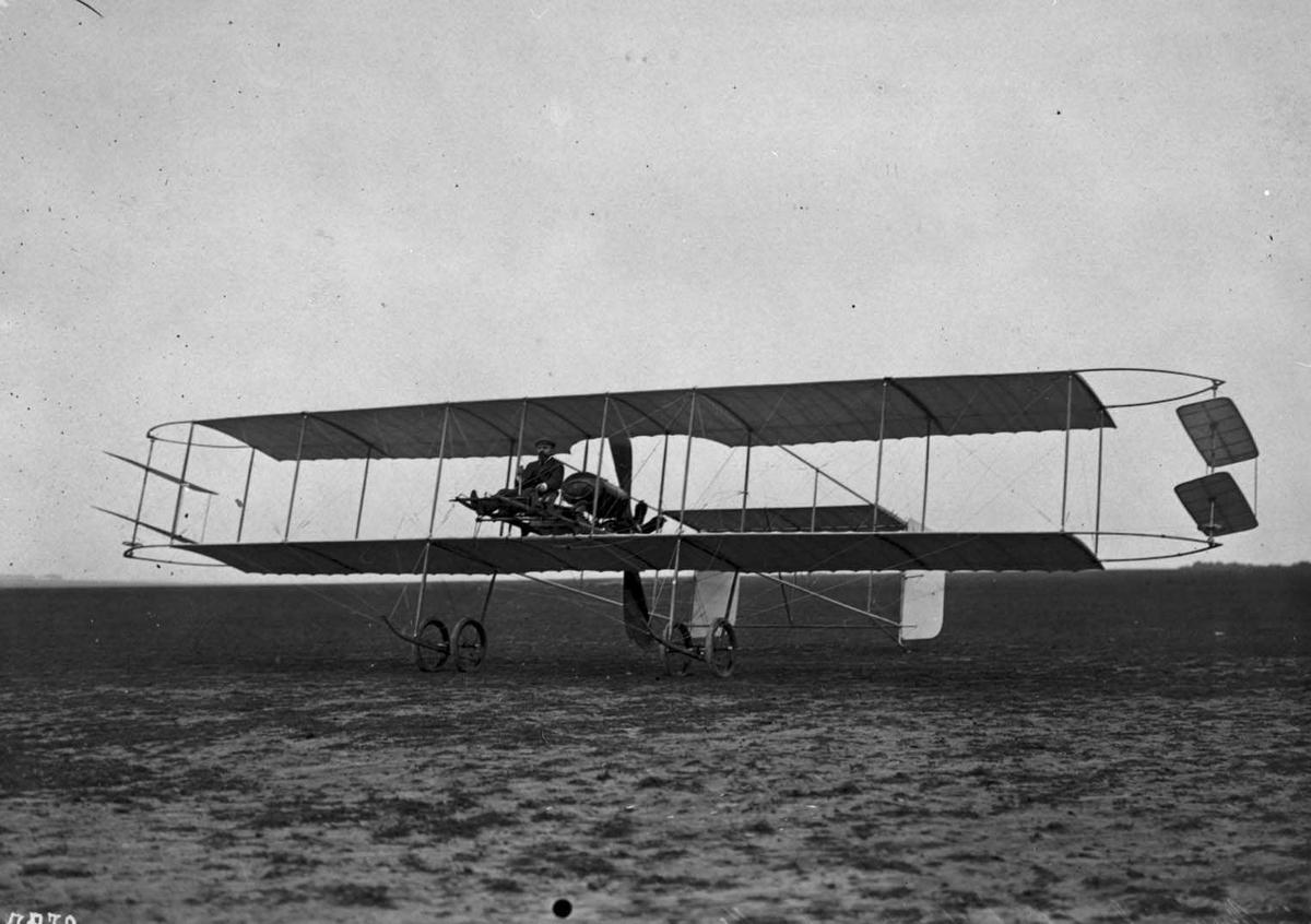 Ett fly på bakken. Brorislawski