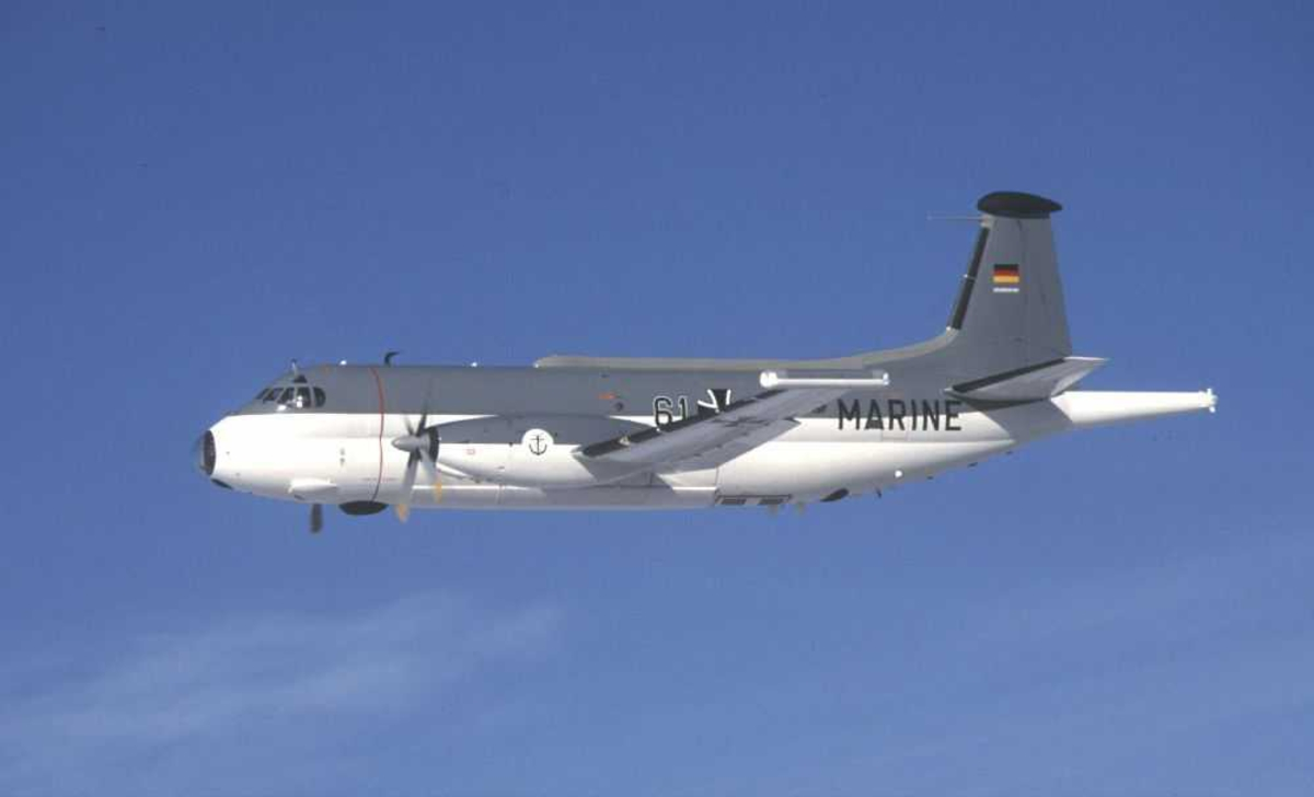 Ett fly i lufta, Breguet Br.1150 Atlantic 2