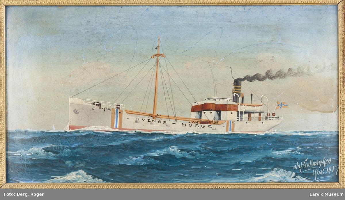 Dampskipet Svenør