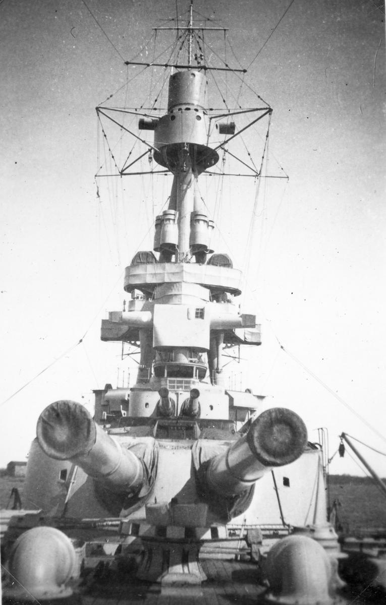 Övrigt: Pansarskeppet Drottning Viktoria