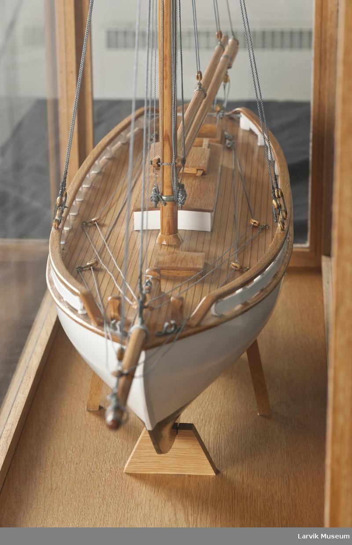 Helmodell losskøyte nr. 63