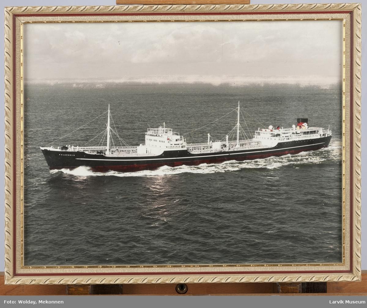 M/T Polarbris fra Melsom & Melsom.