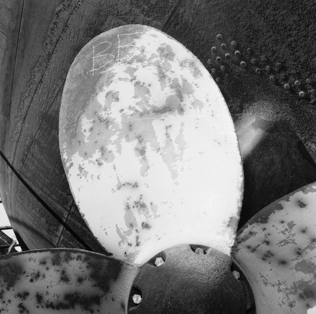 Fartyg: THULE                          Bredd över allt 15.0 meter Längd över allt 57.0 meter  Rederi: Svenska staten Byggår: 1953 Varv: Örlogsvarvet, Karlskrona Övrigt: Propeller
