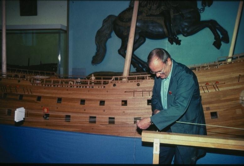 Fartyg: VASA                            Övrigt: Lennart Forsling