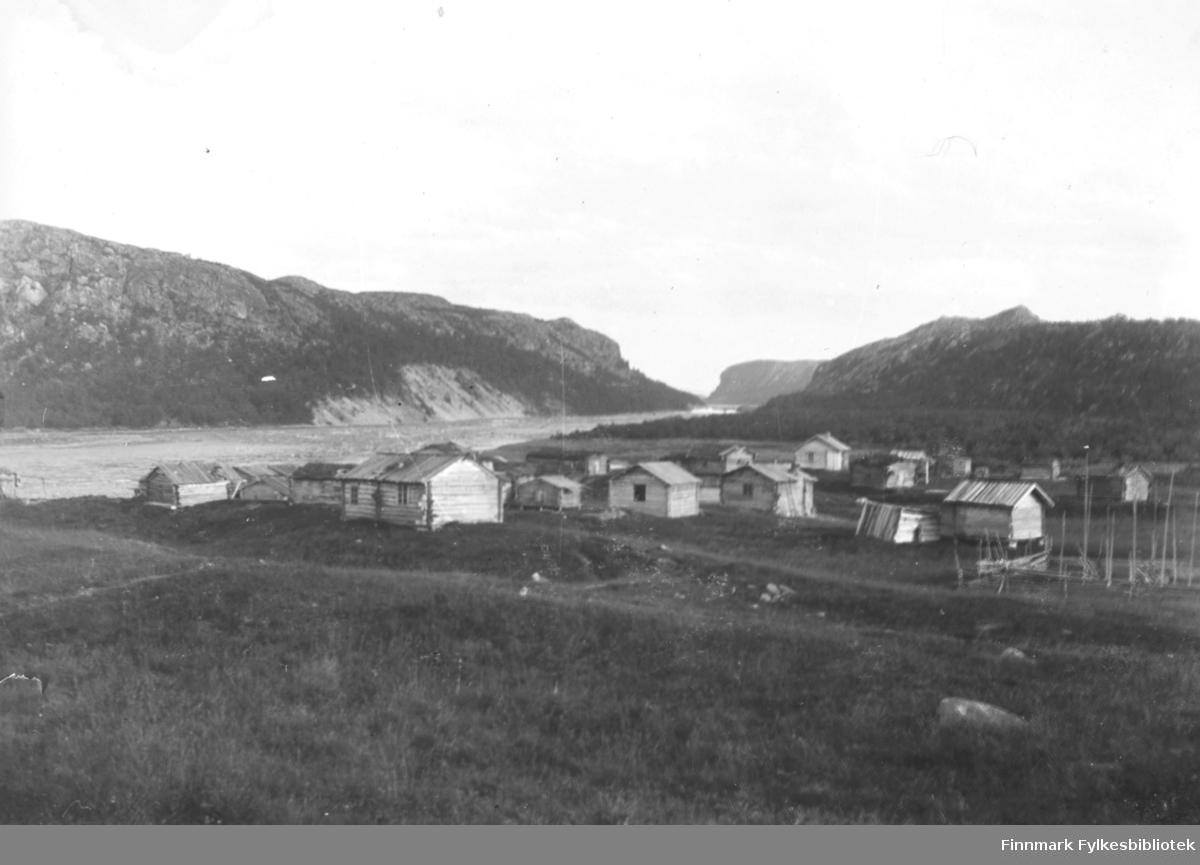 Skoltebyen, Boris Gleb