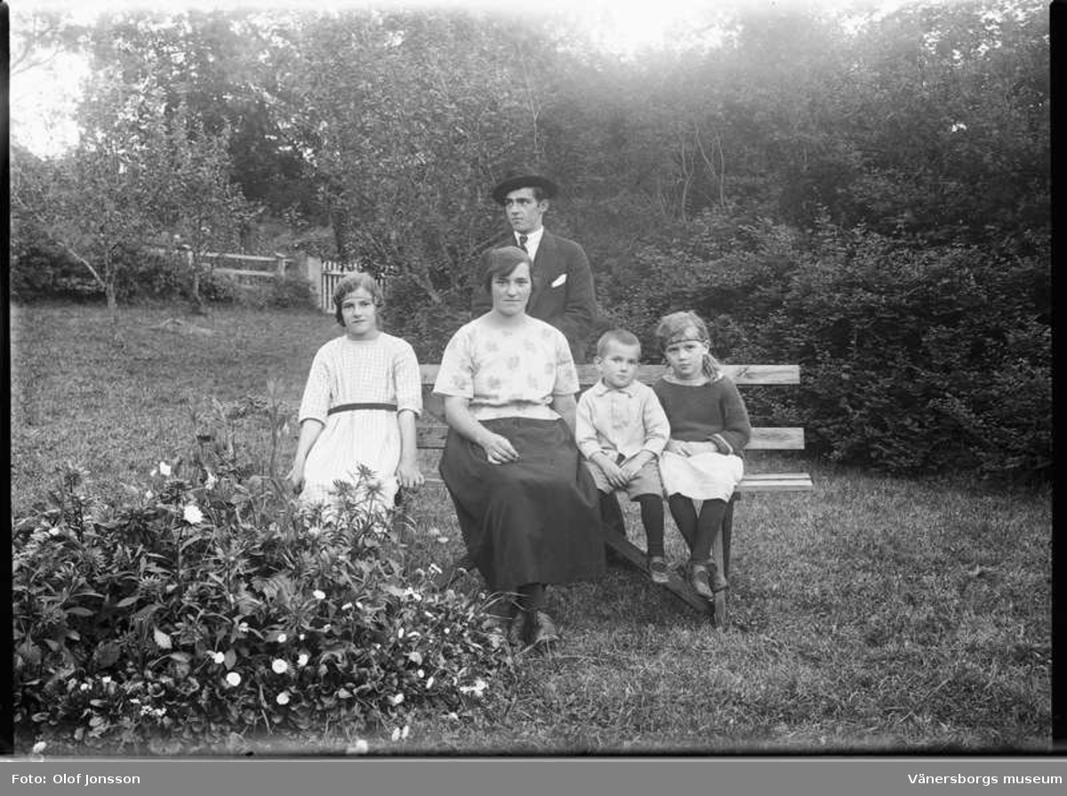 Familjen Wiberg, Stora Källegren.