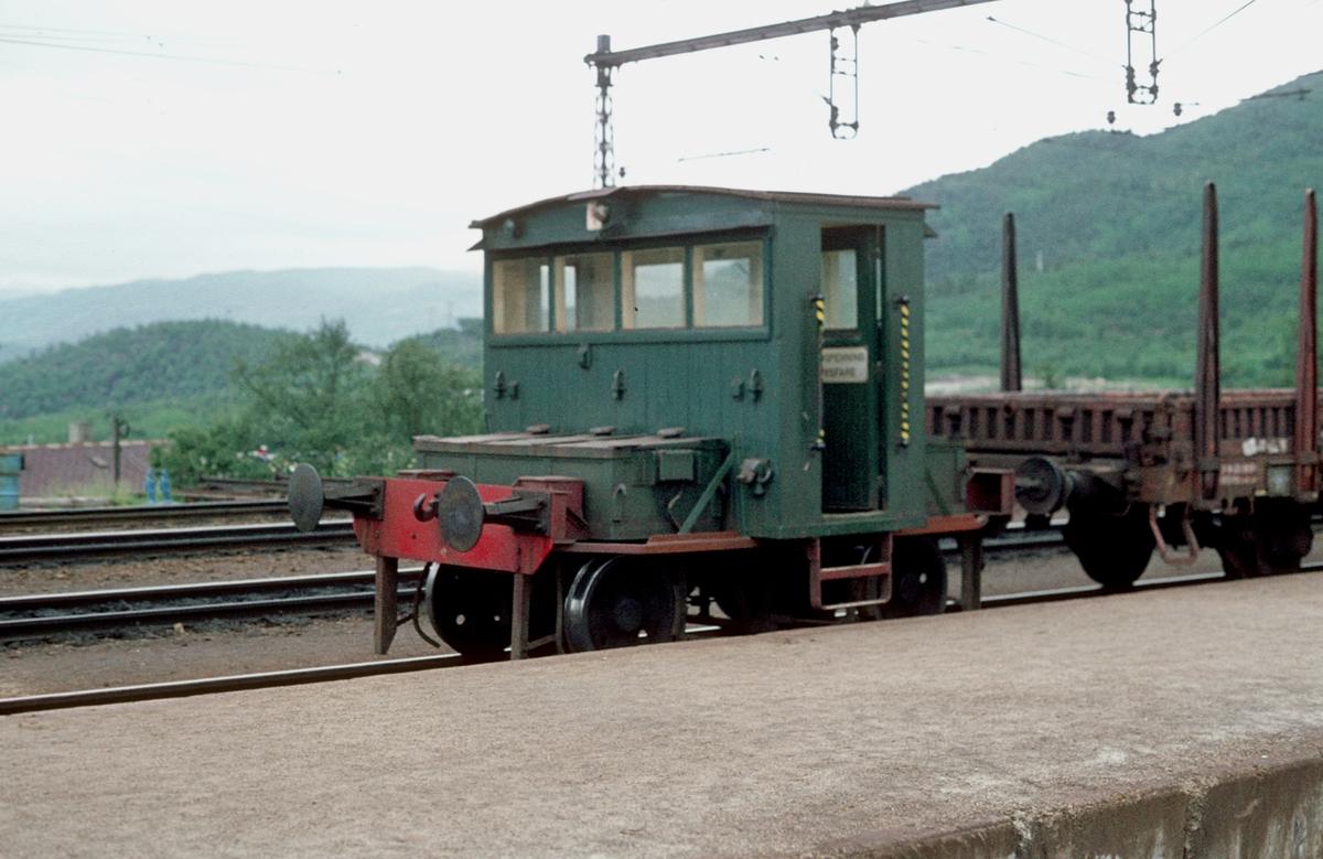 NSB akkumulatortraktor litra Ska.