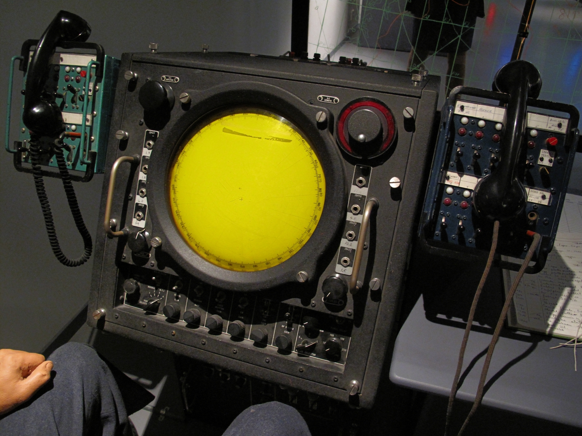 Radarkonsoll