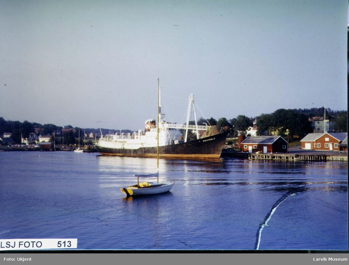 Hvalbåten DS Nortreff