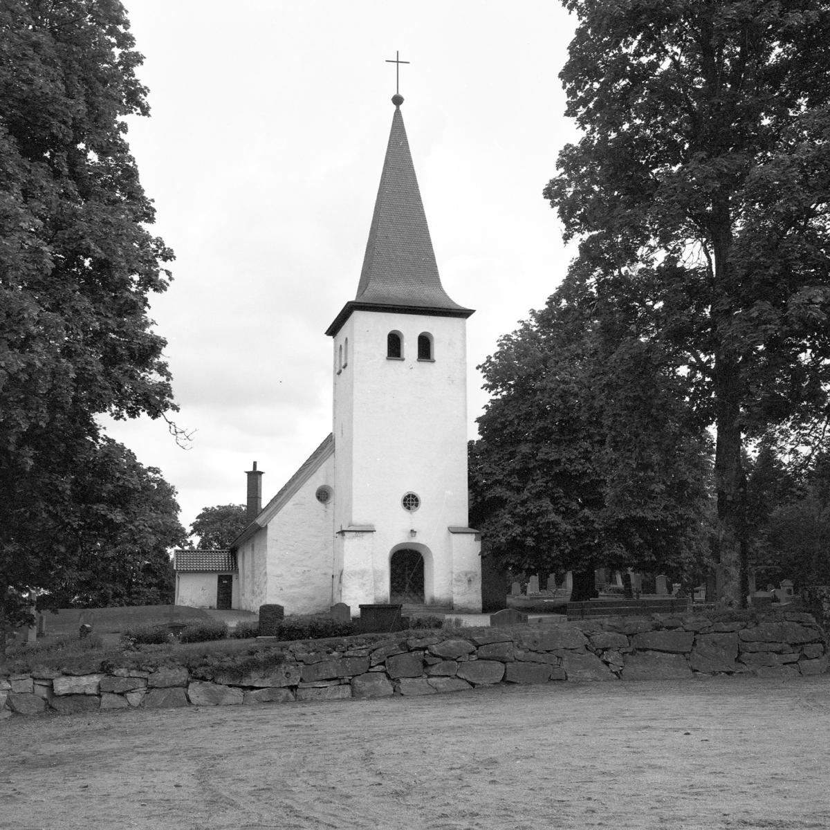 Upphärad kyrka