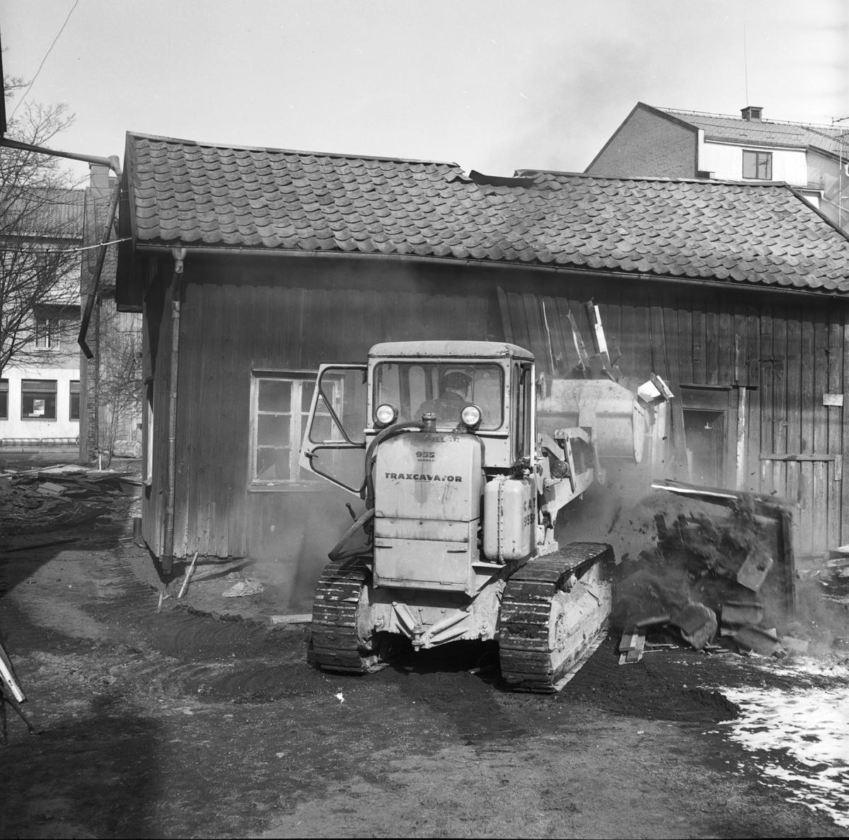 Sundsgatan - Residensgatan