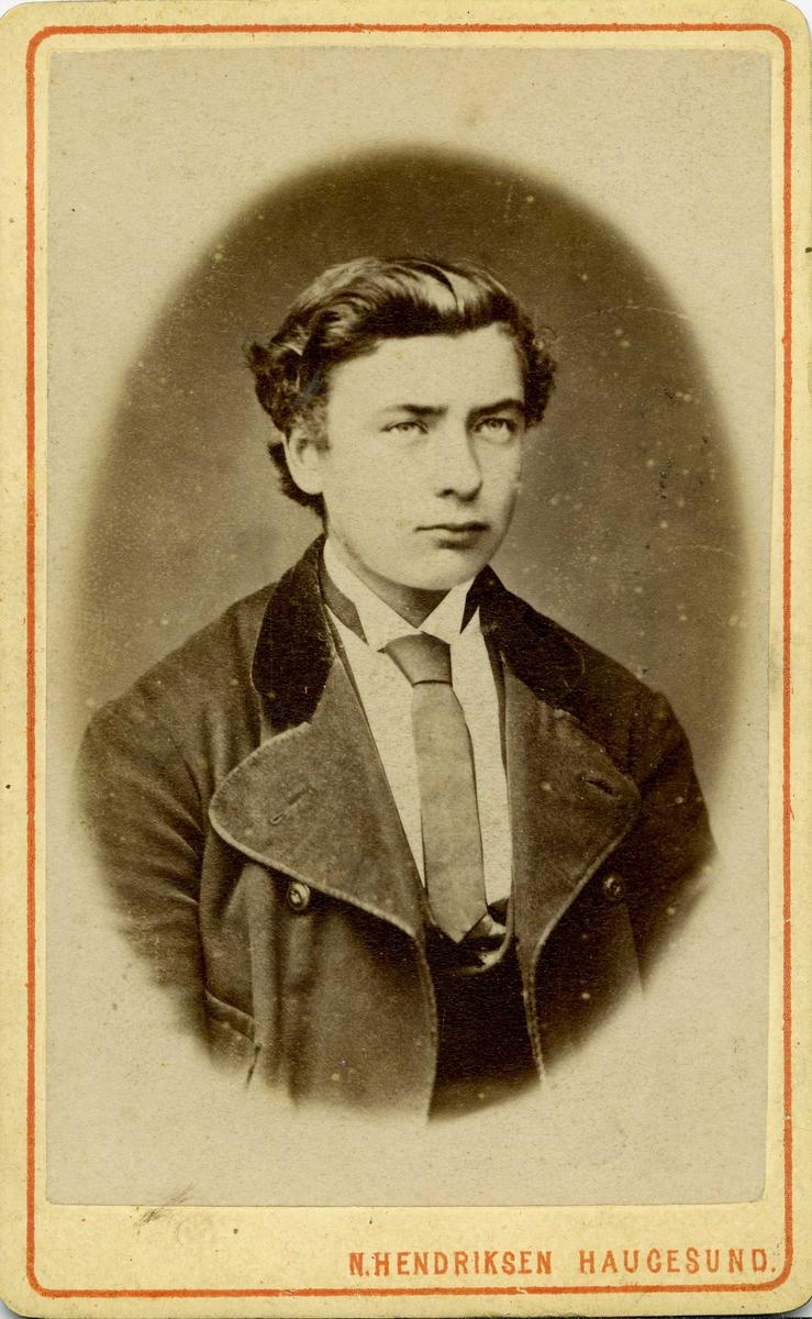 Portrett - Alexander Olsen.