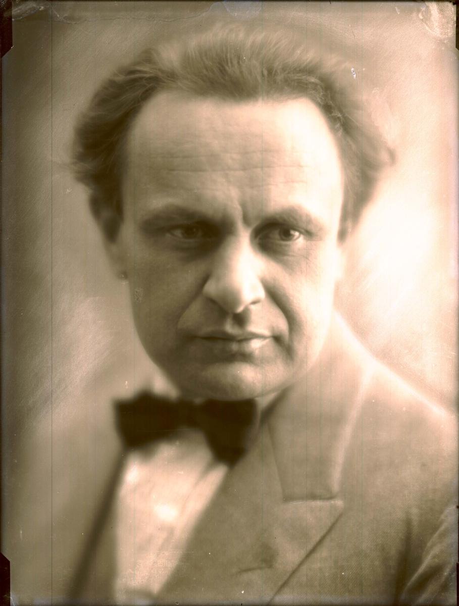 Portrett - Mann.