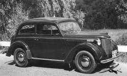 Bil, Opel Olympia 1939.