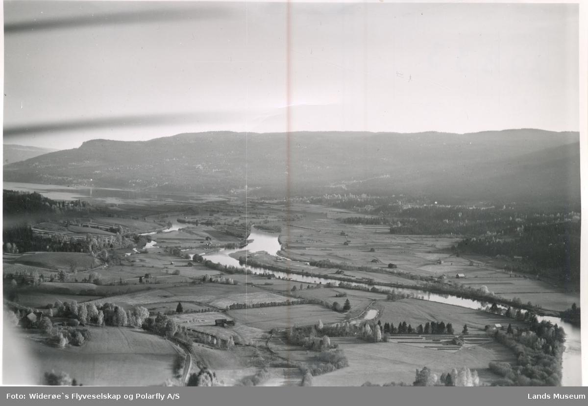 Flyfoto Dokkadeltaet