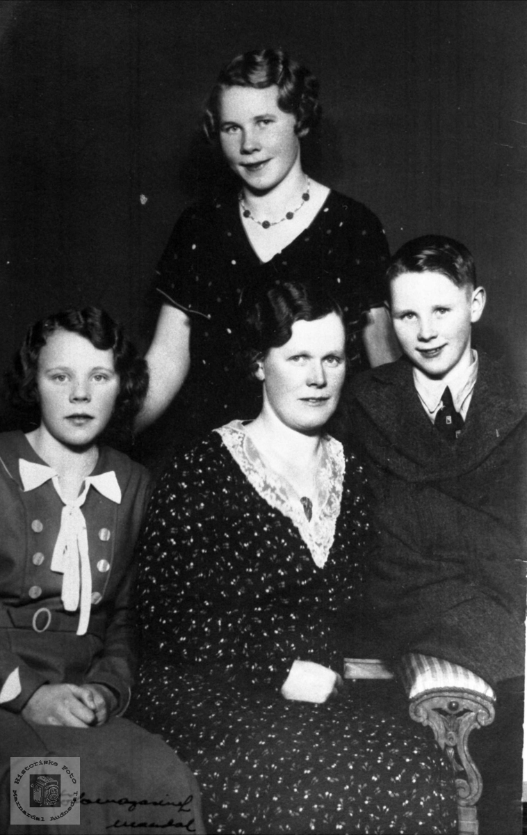 Familiegruppe Bruskeland