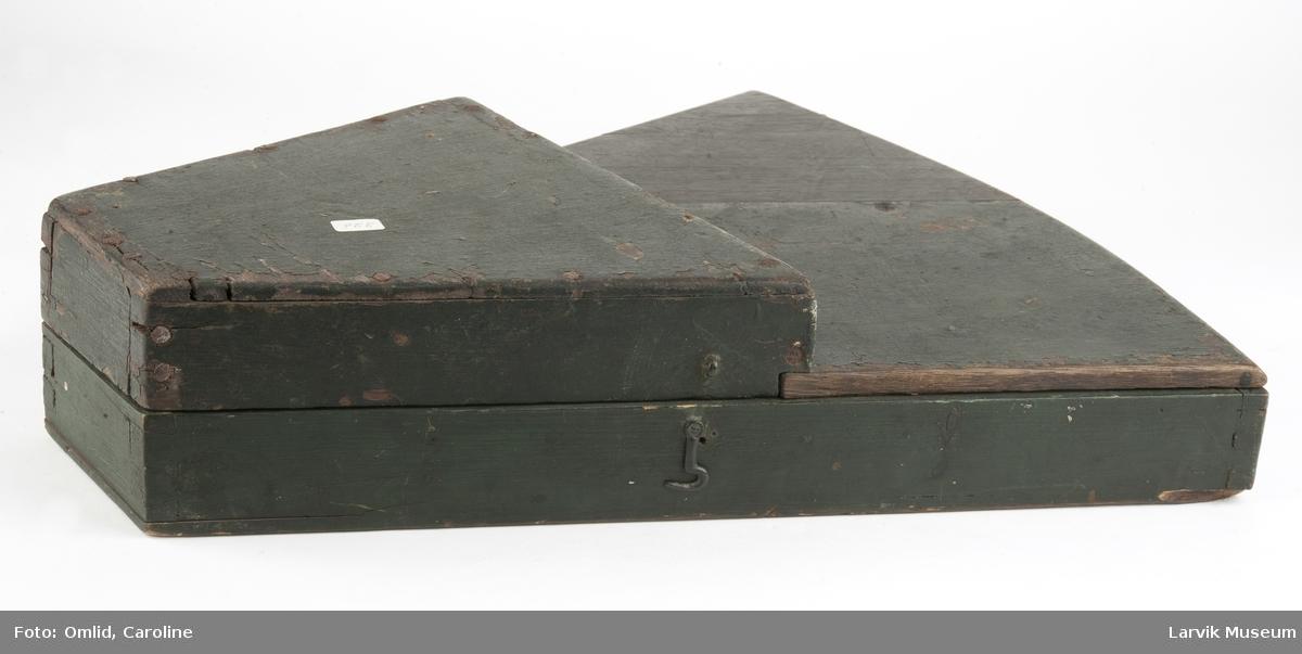 oktant i kasse