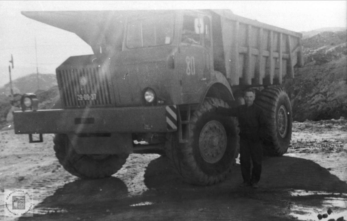 Transport på Skuland
