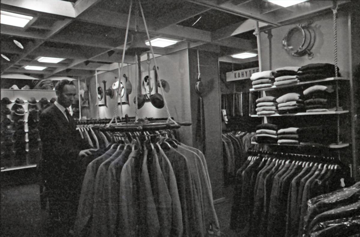 Windsor magasin - Nyutvidelse - Juni 1968