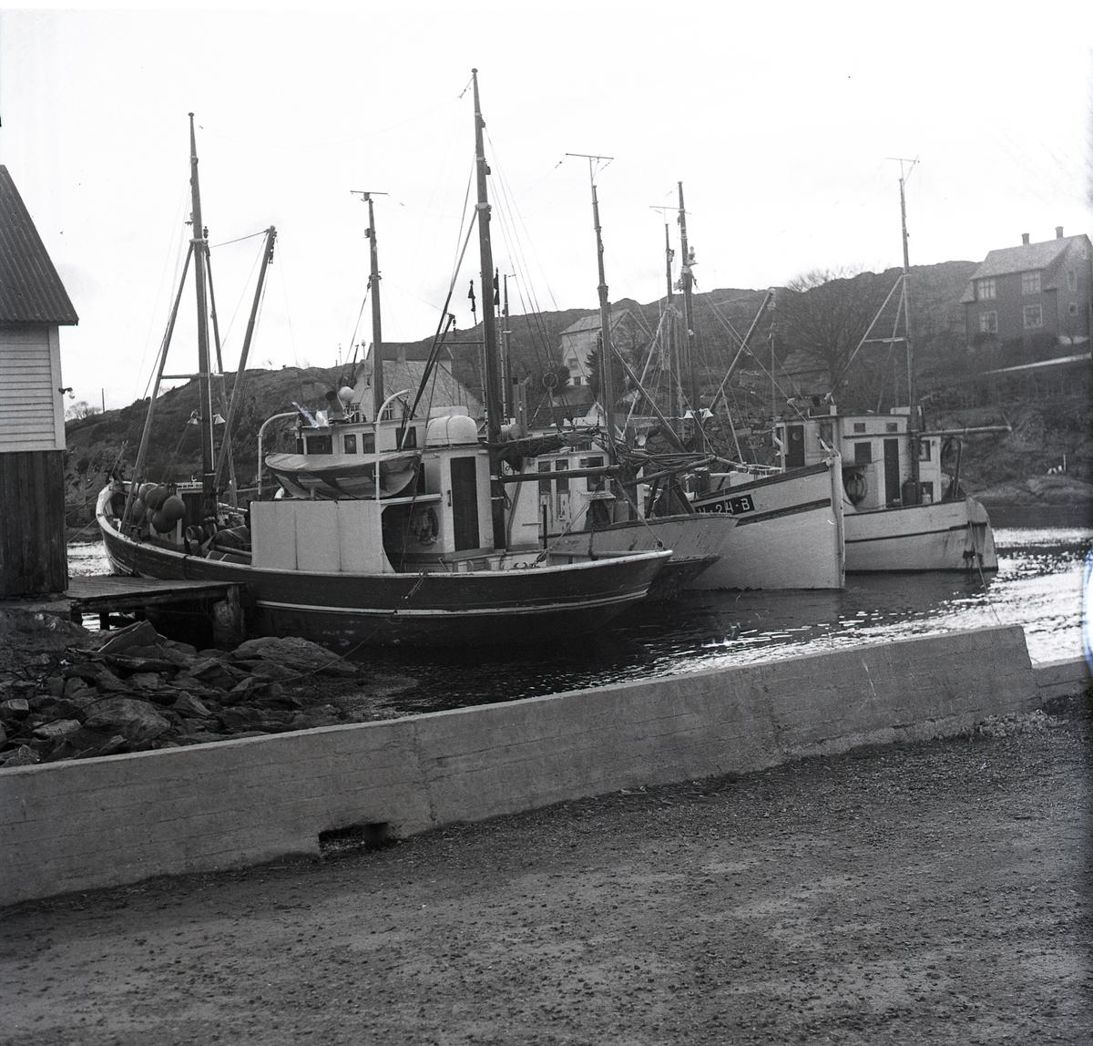 Bømlo - Havnen i Langevåg