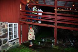 Tomasnatten 2008.   Bäckseda hembygdsförening