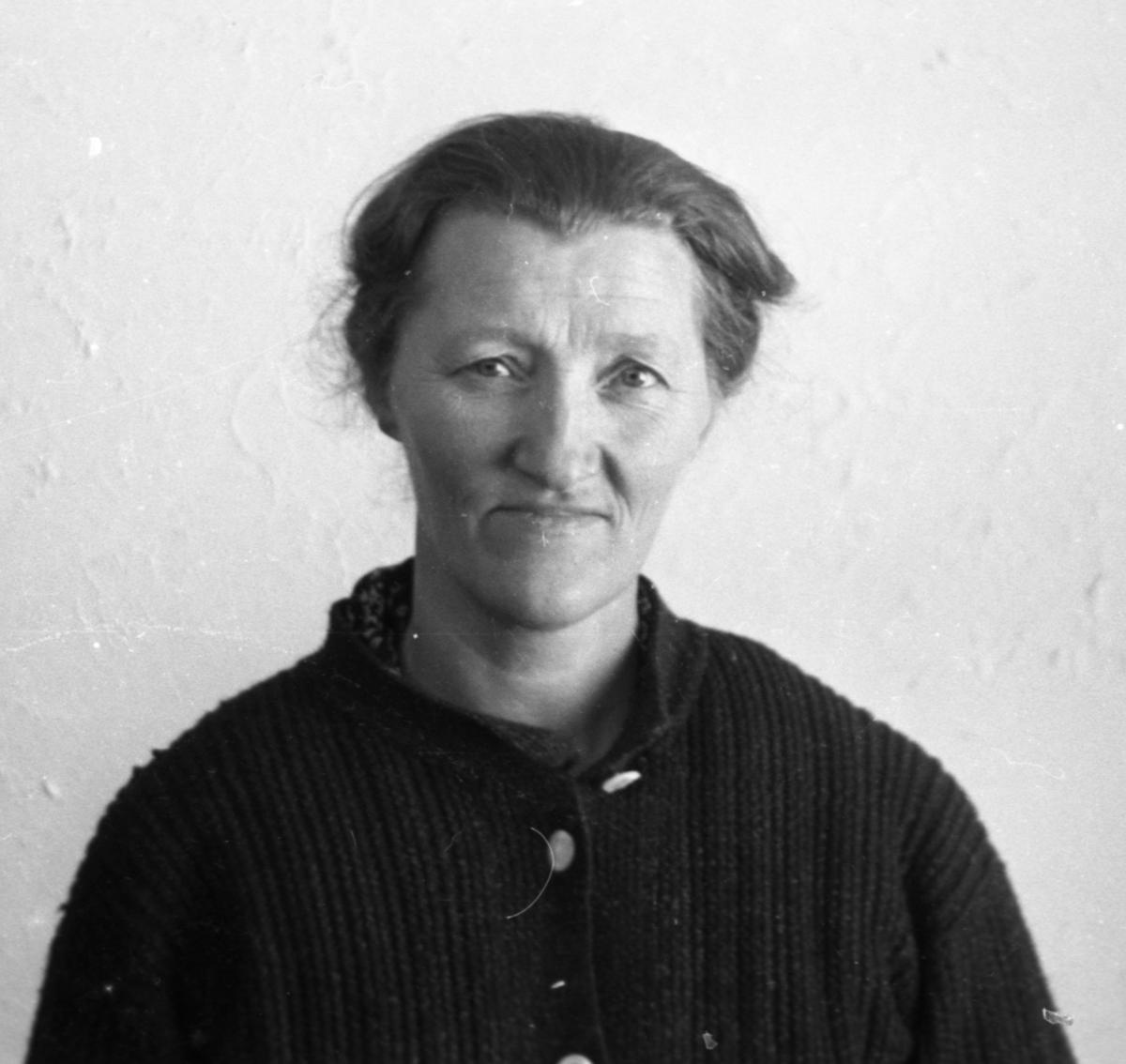 Passbilde av Ingebjørg Blakkestad Haugstad.