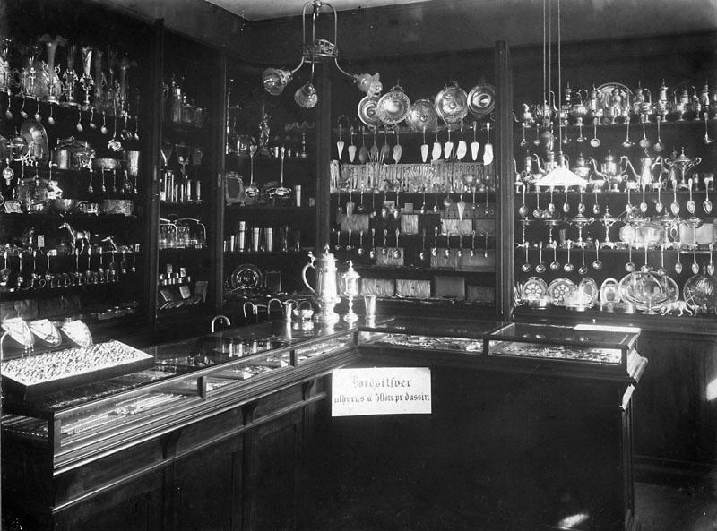 Martin Lysells juveleraraffär