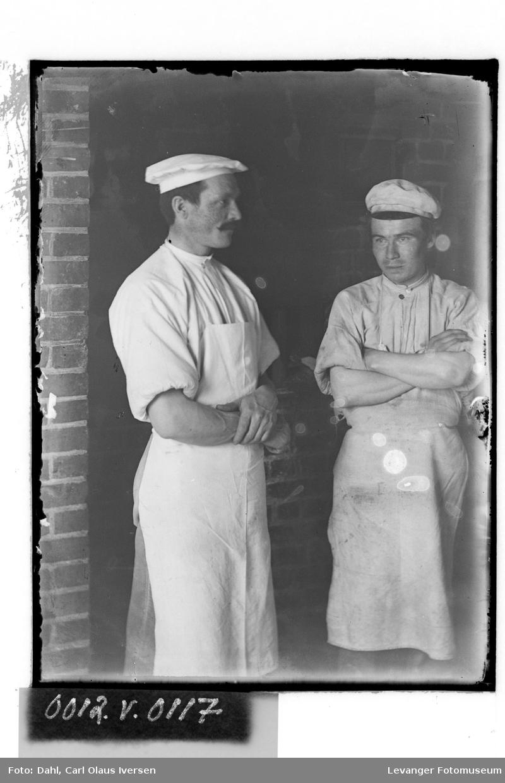 Bakere ansatt hos Caroline M. Dahl, Steinkjer