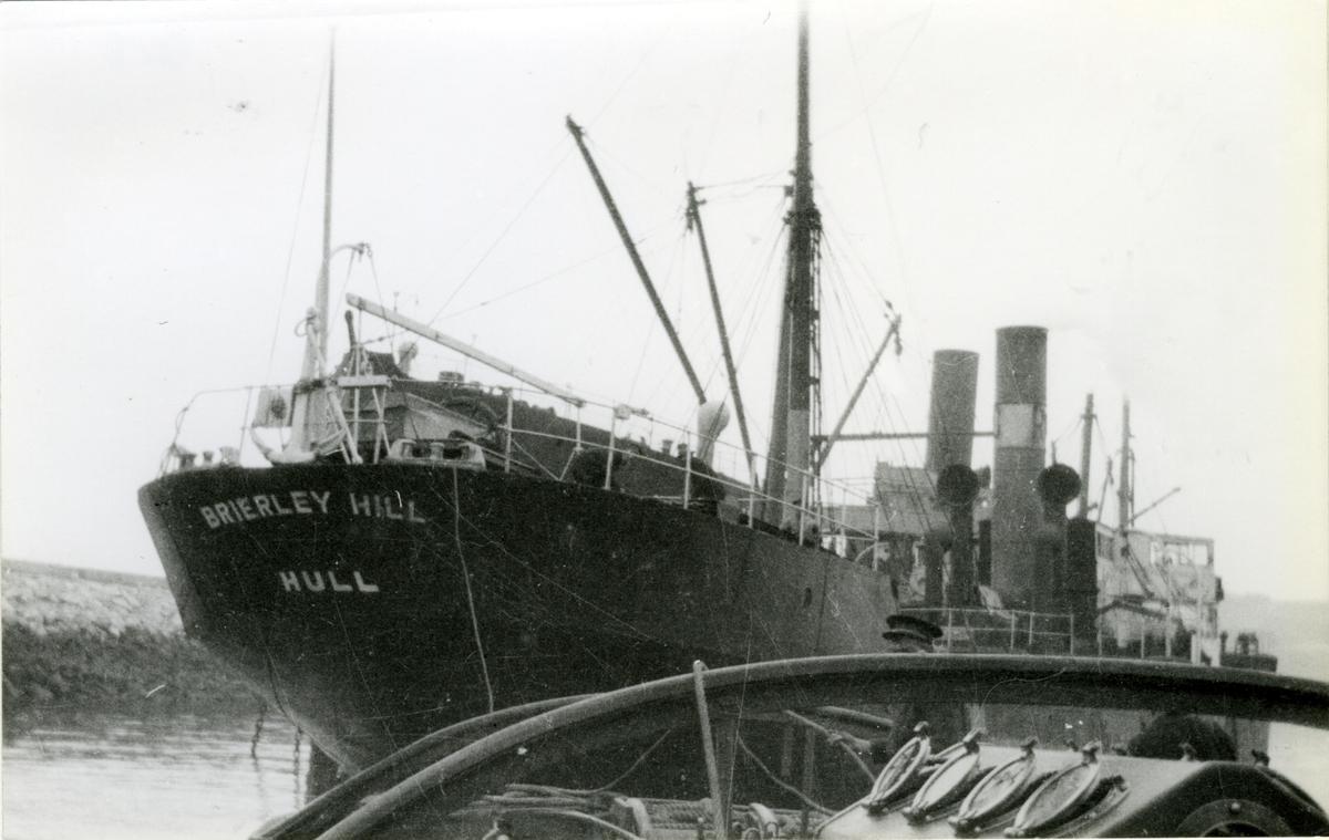 Ägare:/1920-27/: Roberts & Cooper, Ltd. Hemort: Hull.