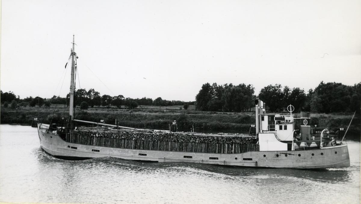 Ägare:/1956-63/: Heinrich Schepers. Hemort: Haren an der Ems.