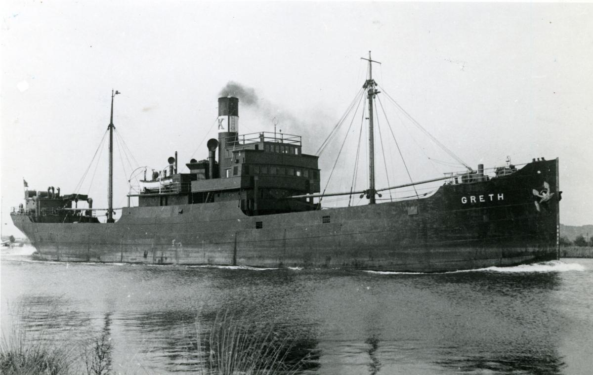 Ägare:/1935-54/: Rederi AB Mercurius. Hemort: Stockholm.