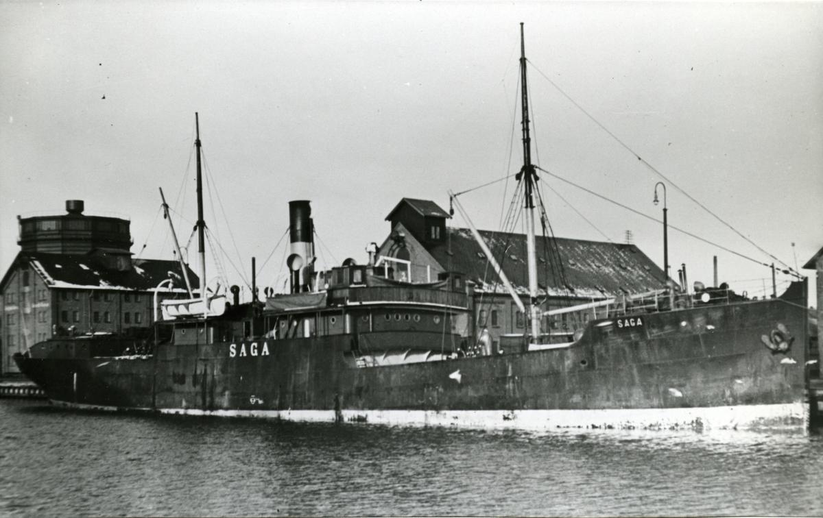 Ägare:/1921-54/: Det Forenede Dampskibsselskab A/S. Hemort: Aarhus.