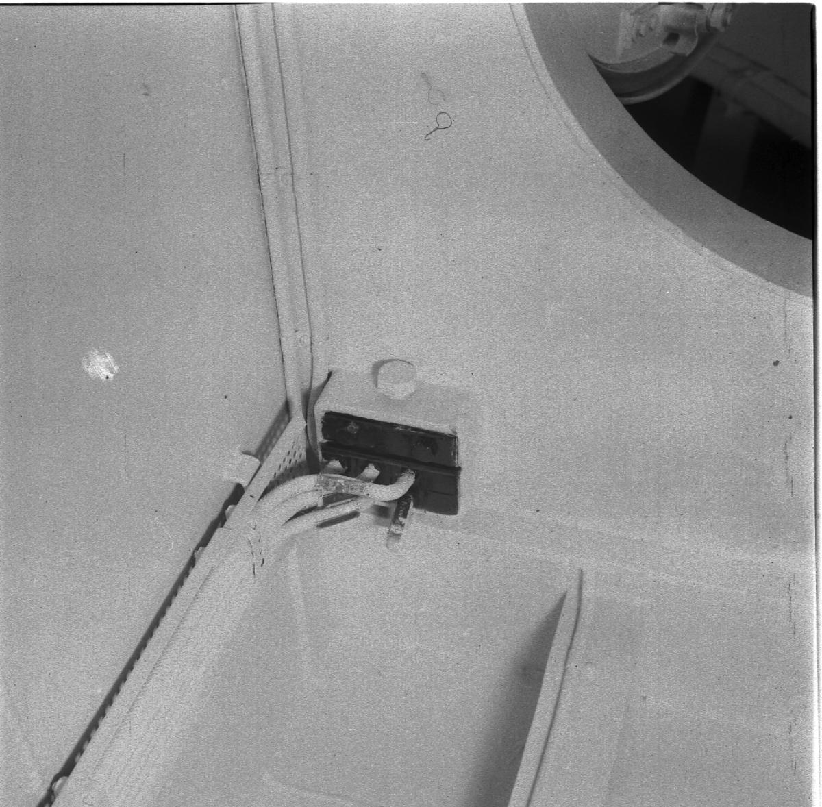 Fartyg: THULE                           Övrigt: Isbrytaren Thules elkablar