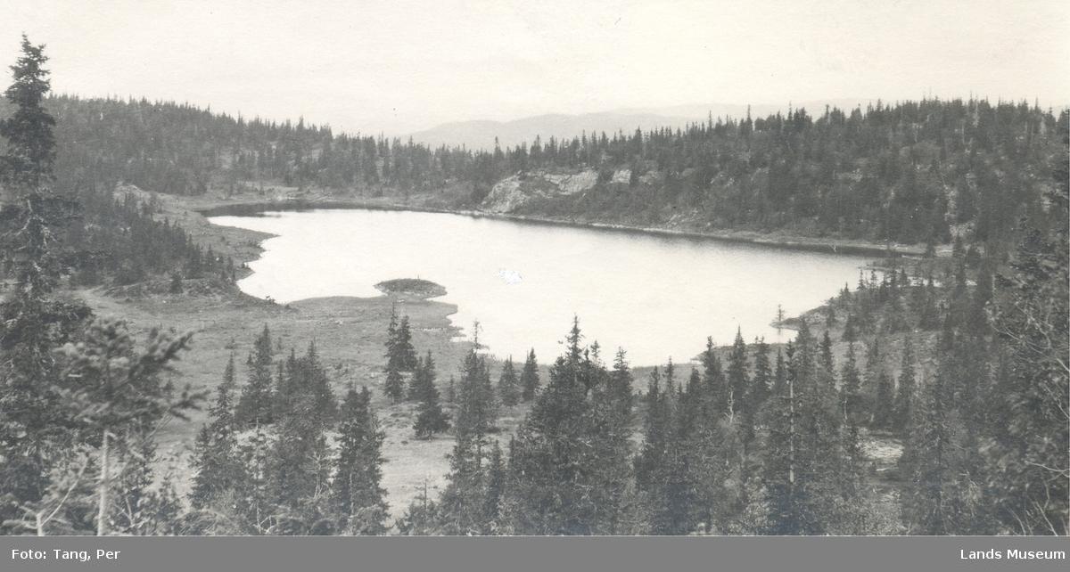 Foto Aksletjern, Nordsinniåsen